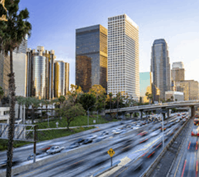 los angeles cloud services